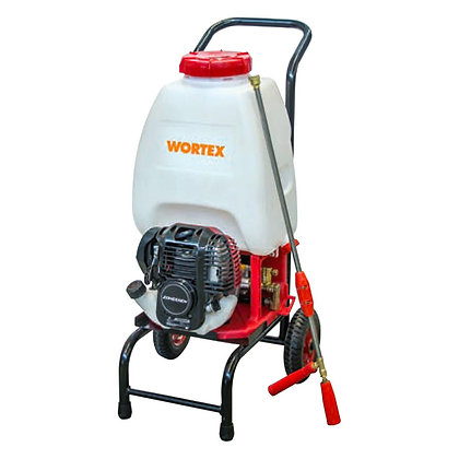 WORTEX T25-T4 Trolley da irrorazione e diserbo