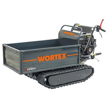 WORTEX SFL 500-E Motocarriola Cingolata a scoppio con avviamento elettrico