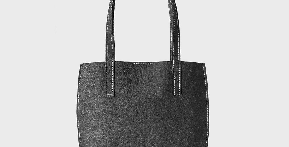 MINA Structured Tote