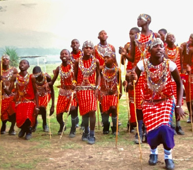 Maasai Traditional Dance