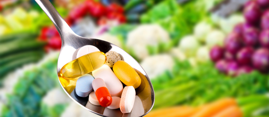Vitamins, minerals and how to get them