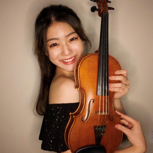 Grand Prize: Nayoun Kim - violin