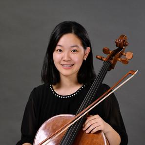 Silver Prize: Yireh Choi - Cello