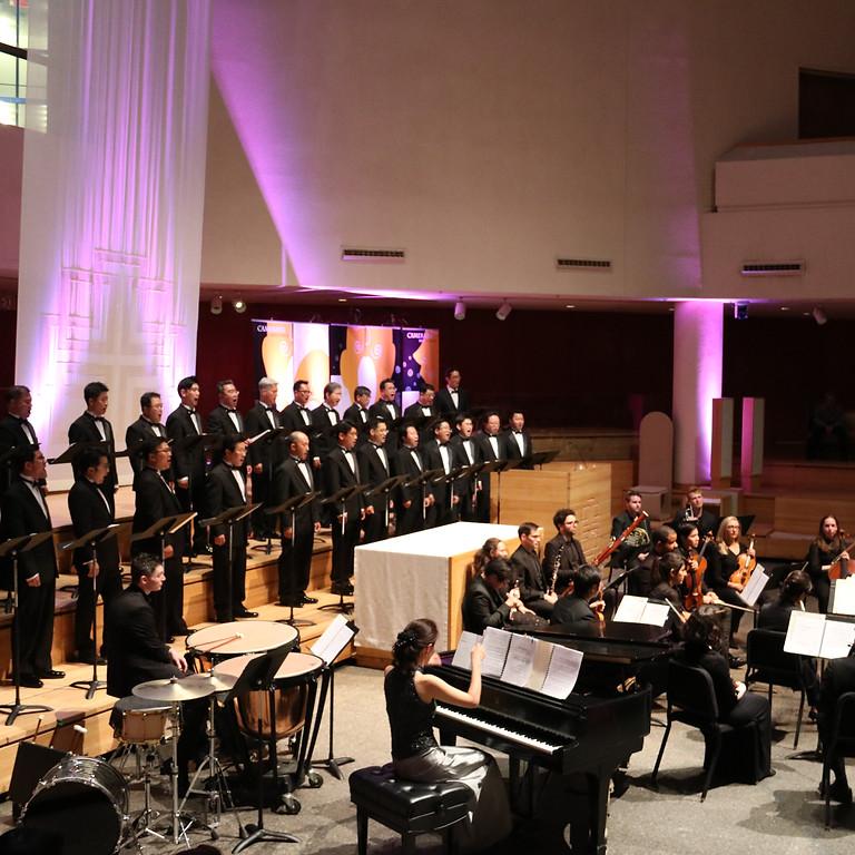 Camerata Men's Choir - 6th Annual Concert