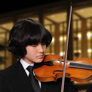 Grand Prize: Bobby Boogyeom Park -violin