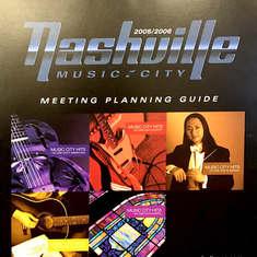 Nashville magazine cover