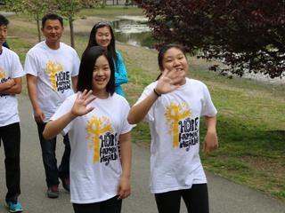 Children's Cancer Fund Walk-A-Thon
