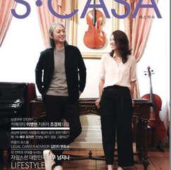 S.Casa Cover page