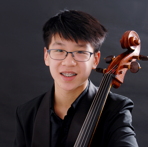 Gold Prize: William Tan - cello