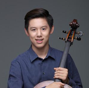 Gold Prize: Seokhoon Henri Yoon - Cello