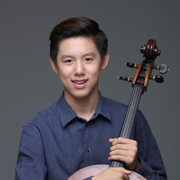 Gold Prize: Seokhoon Henri Yoon - Cello