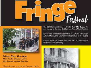 2019 Fort Lee Fringe Festival - CNJF