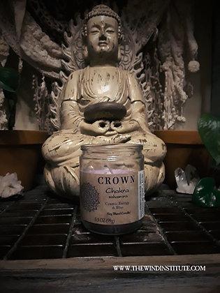 CANDLE: CROWN CHAKRA (SAHASRARA)