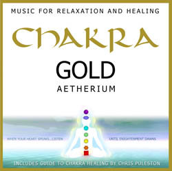 CHAKRA GOLD AUDIO CD