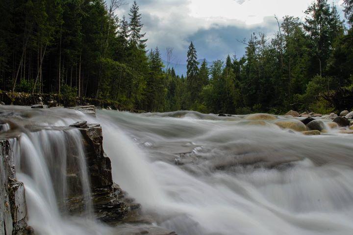 Bialka River-Poland