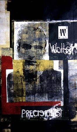_Portrait of Walter_ 38X23_, monoprint o