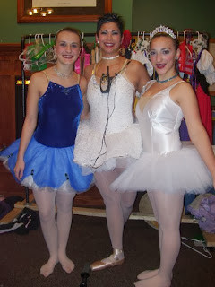 Backstage The Nutcracker Suite Ballet Performance