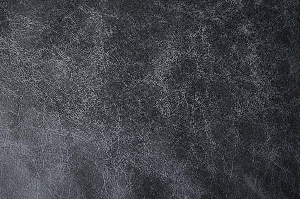 Couros para decoração | Distress Black 39 | Casapelli