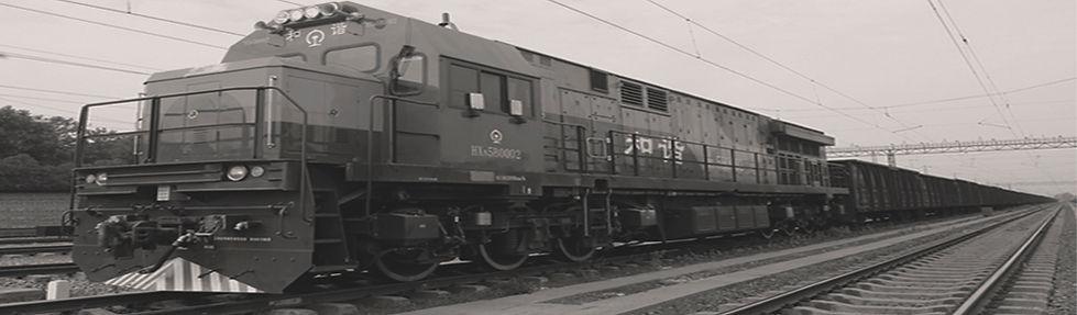 Trilhos ferroviários - DAG Railway