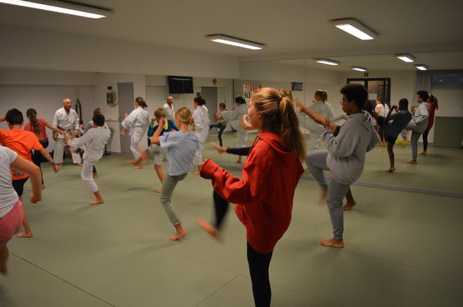 Lessen karate