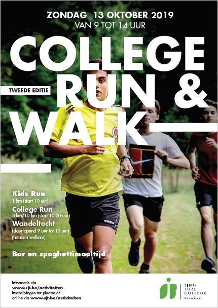 College run & walk