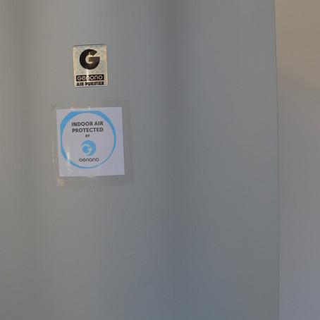 Bedrijf Genano zorgt voor zuivere lucht