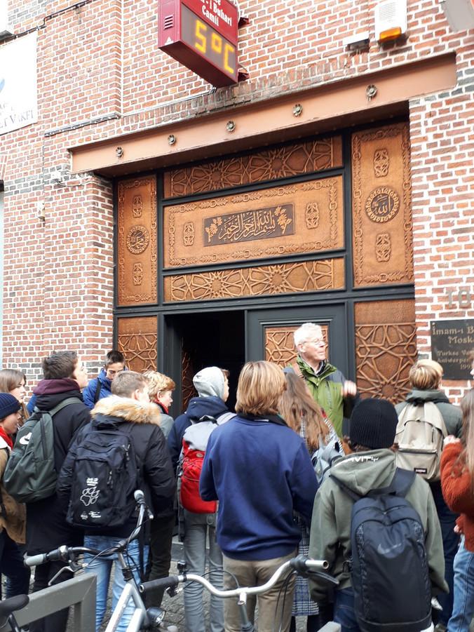 Excursie naar Antwerpen