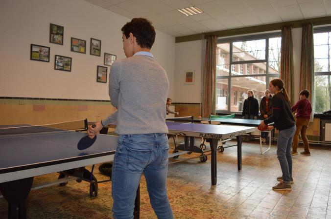 Ping-pong eerste graad