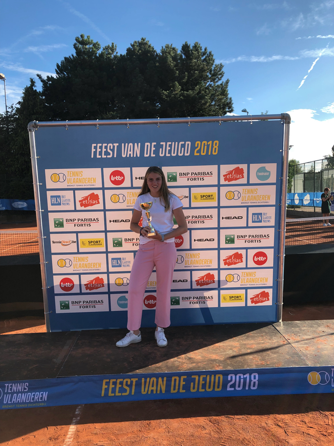 Vlaams kampioen tennis