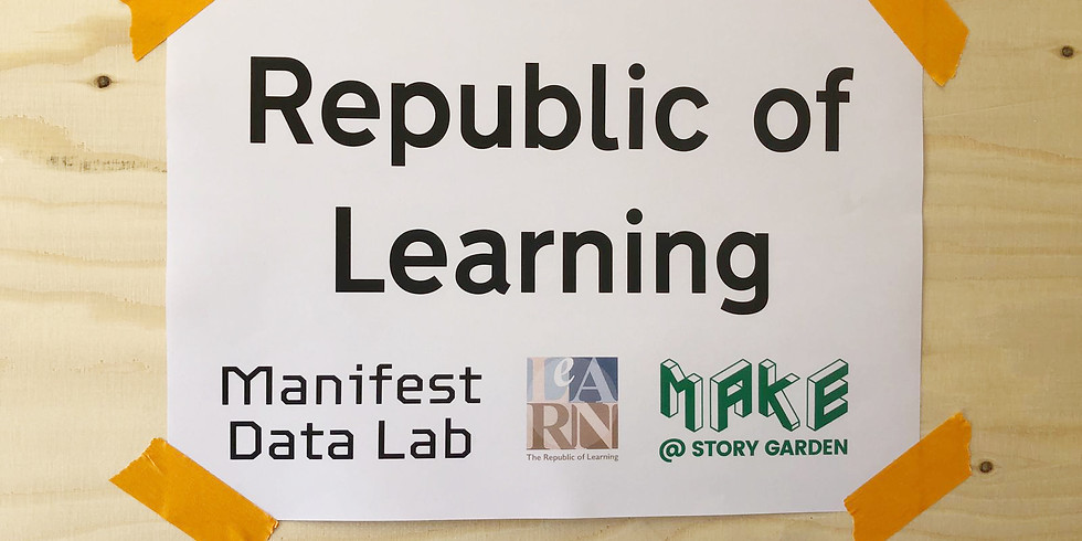 Republic of Learning at Camden Think & Do