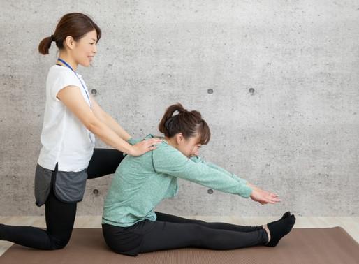 脚のストレッチ 腰から下の筋肉量は60%以上