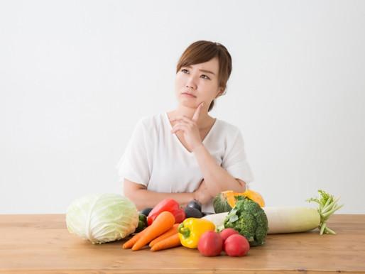 ダイエット2 三大栄養素を抑えよう!
