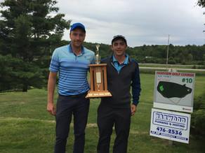 Dzilums/Black Win First Harwood Trophy!
