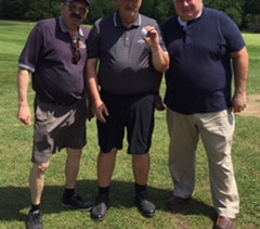 Lamothe Scores First Hole-in-One of 2017!