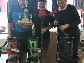 Deschenes, Avery & Laporte capture 2017 3 Lady Title!