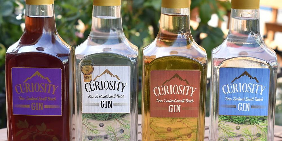 Gin Club - Curiosity Gin