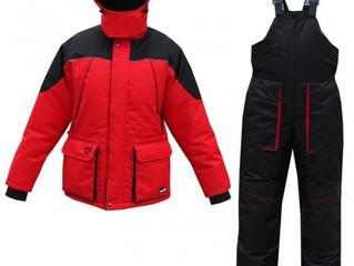 Žieminiai žvejo kostiumai kombinzonai