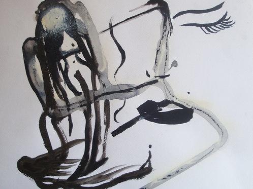 Mujeres de Dalí