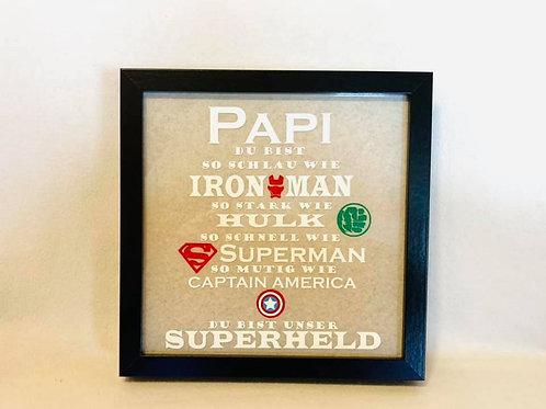 Papi Superheld