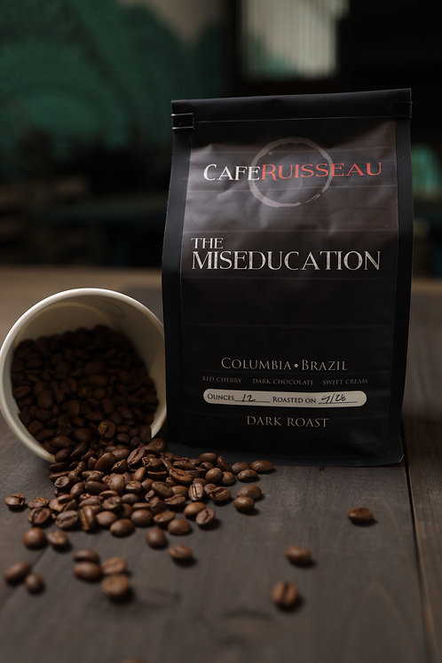 Miseducation Dark Roast
