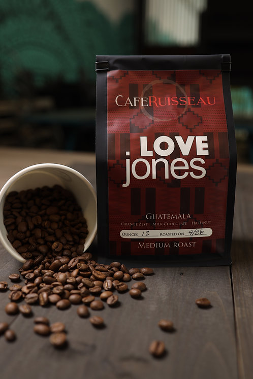 Love Jones Medium Roast