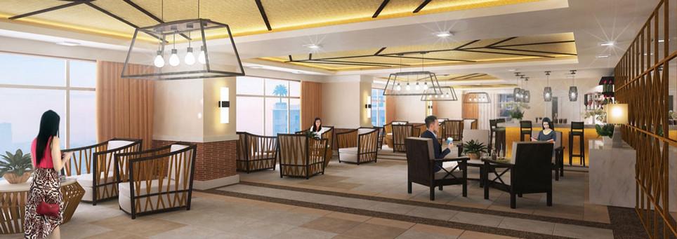Infina Towers Sky Lounge