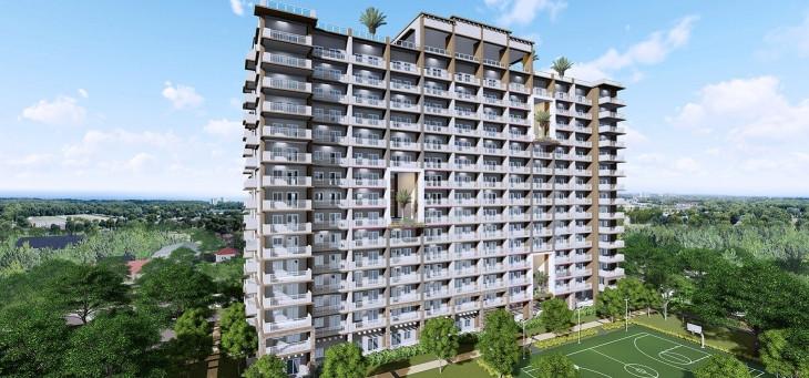Satori Residences Rahu building