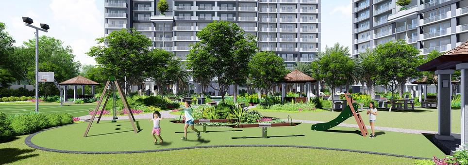 Sonora Garden Residences Children's Play