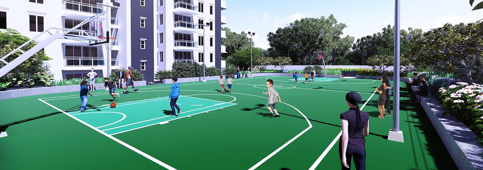 Alder Residences-Playcourt