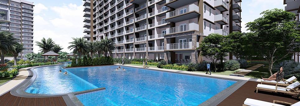 Satori Residences Lap Pool