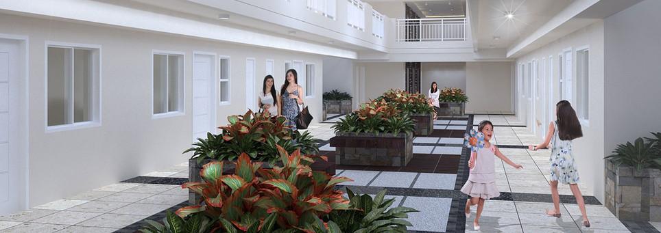 Kai Garden Residences Landscaped Atriums