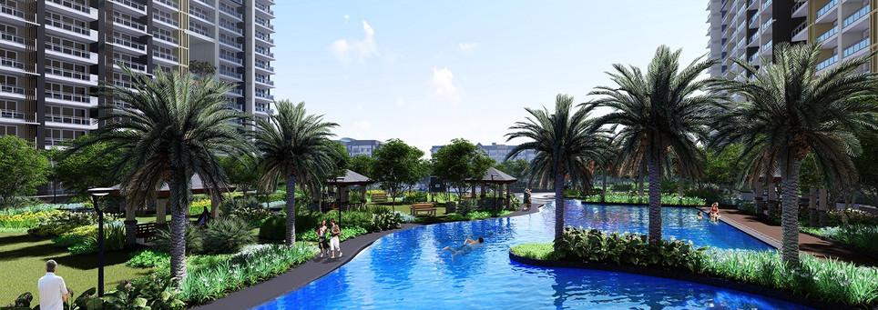 Alder Residences Leisure Pool