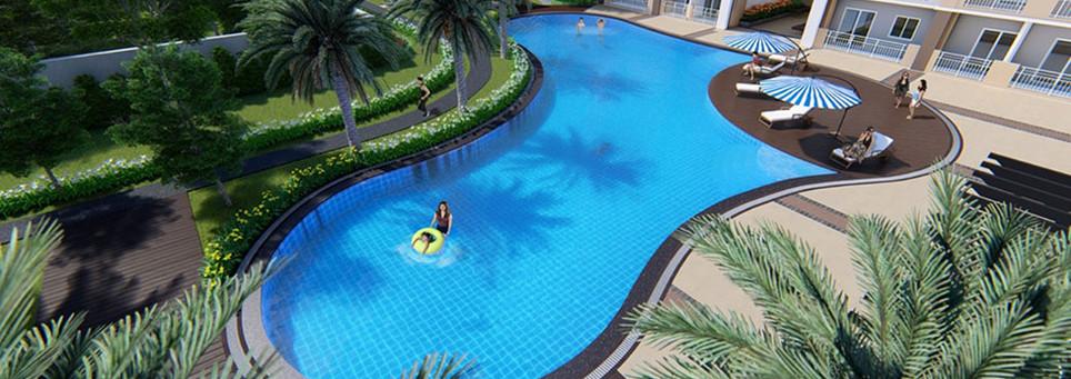 The Atherton Leisure Pool