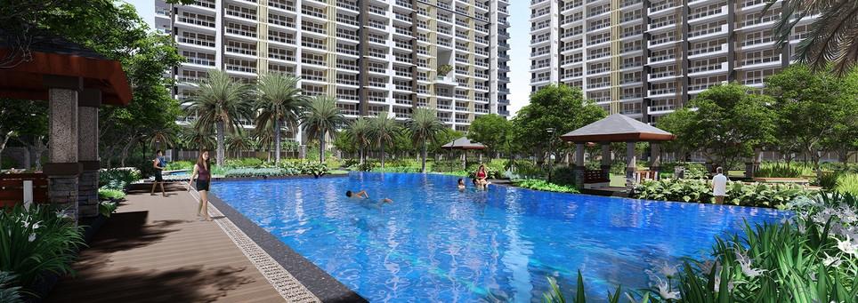 Alder Residences Lap Pool